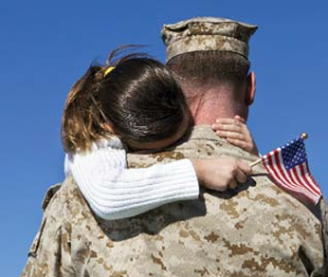 The Patriotic Act of Hiring a Military Vet